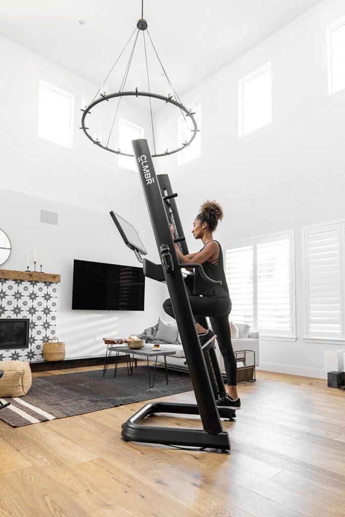 CLMBR Cardio & Strength Machine