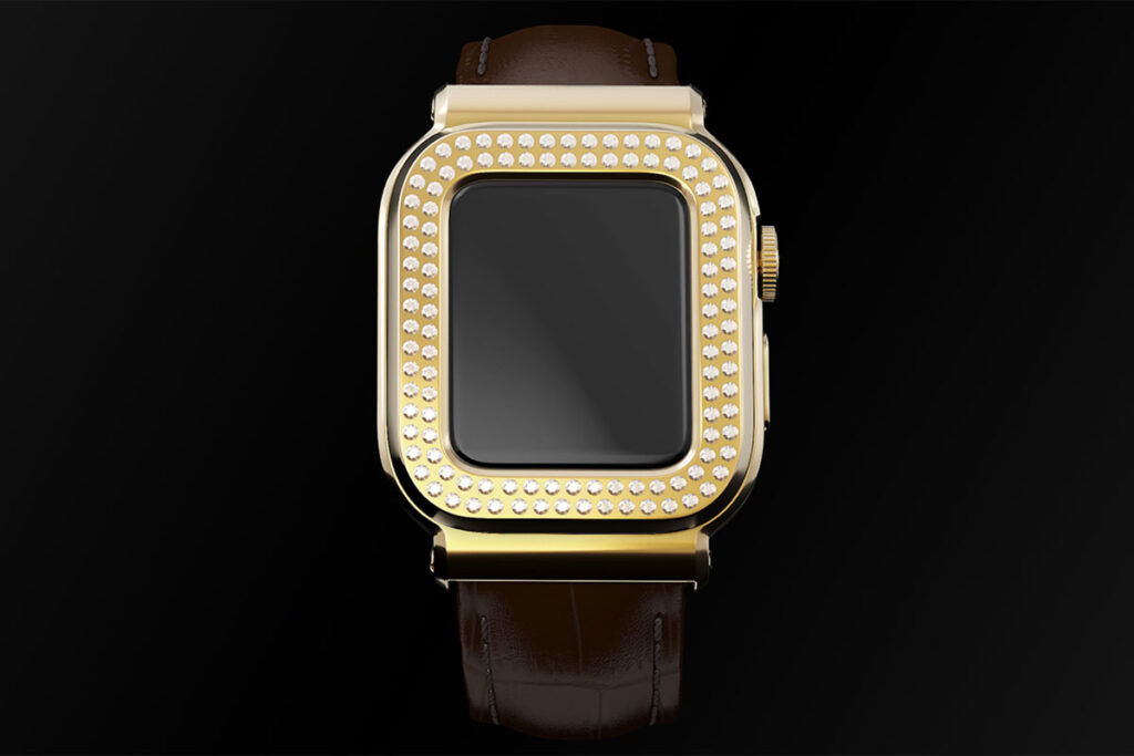 Caviar Luxury Apple Watch 6 Smartwatch