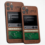 Caviar iPhone 12 Pro Apple 1 Edition Has A Fragment Of Apple 1 PCB On Its Back