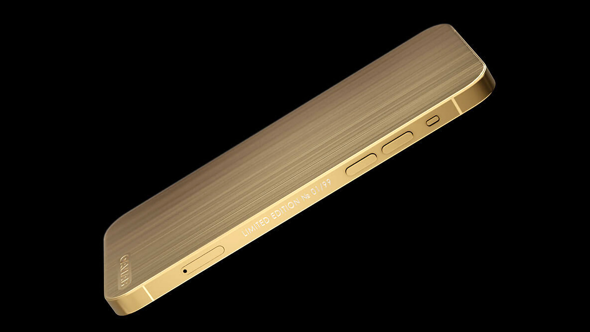 Caviar iPhone 12 Pro Stealth Smartphone