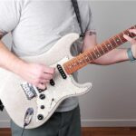 Believe It Or Not, This Custom Electric Guitar Has A Concrete Body