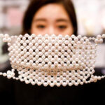 Cox Co Launches Diamond And Pearl Face Masks For A Million Yen A Pop