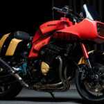 "Meet The Custom Suzuki GSX-R750 Known As ""Neo-Tokyo"" By Michel Szozda"