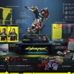 <em>Cyberpunk 2077</em> Collector's Edition Comes With A Bunch Goodies, Including A Gorgeous Action Statue Of V