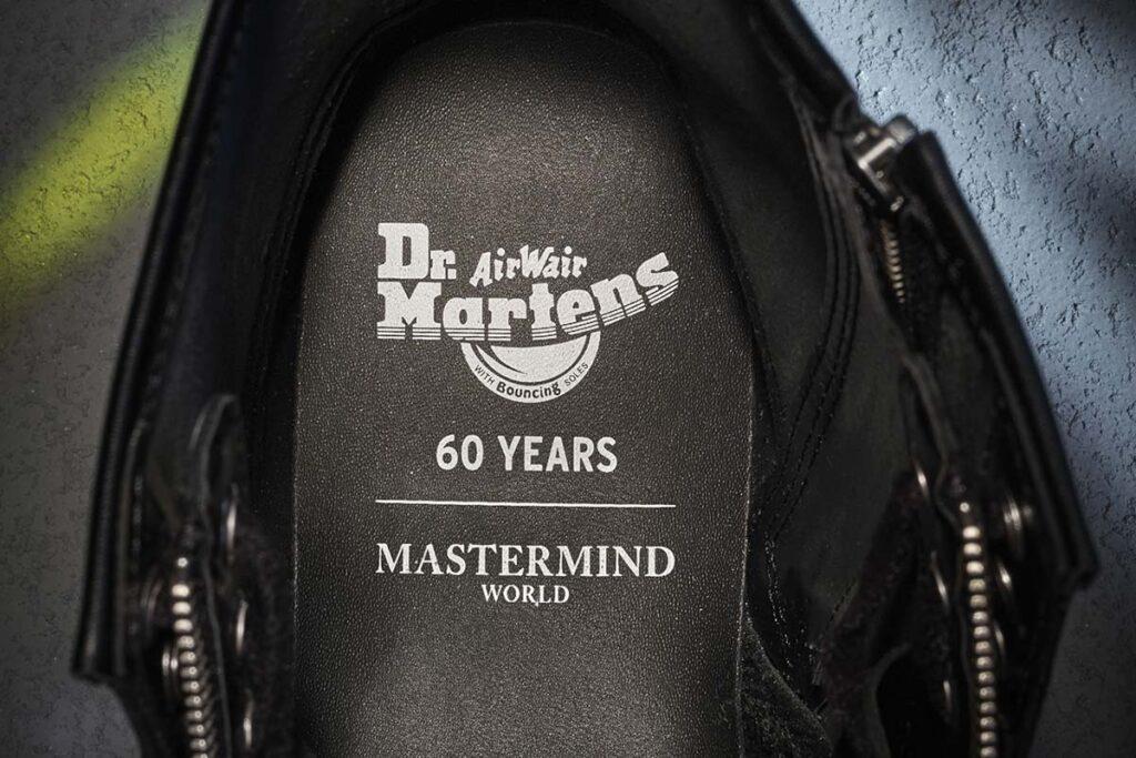 Dr. Martens x Mastermind World 1460 Remastered