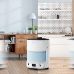 You Know There Are Robot Vacuums, Now Meet The Robot Air Purifier