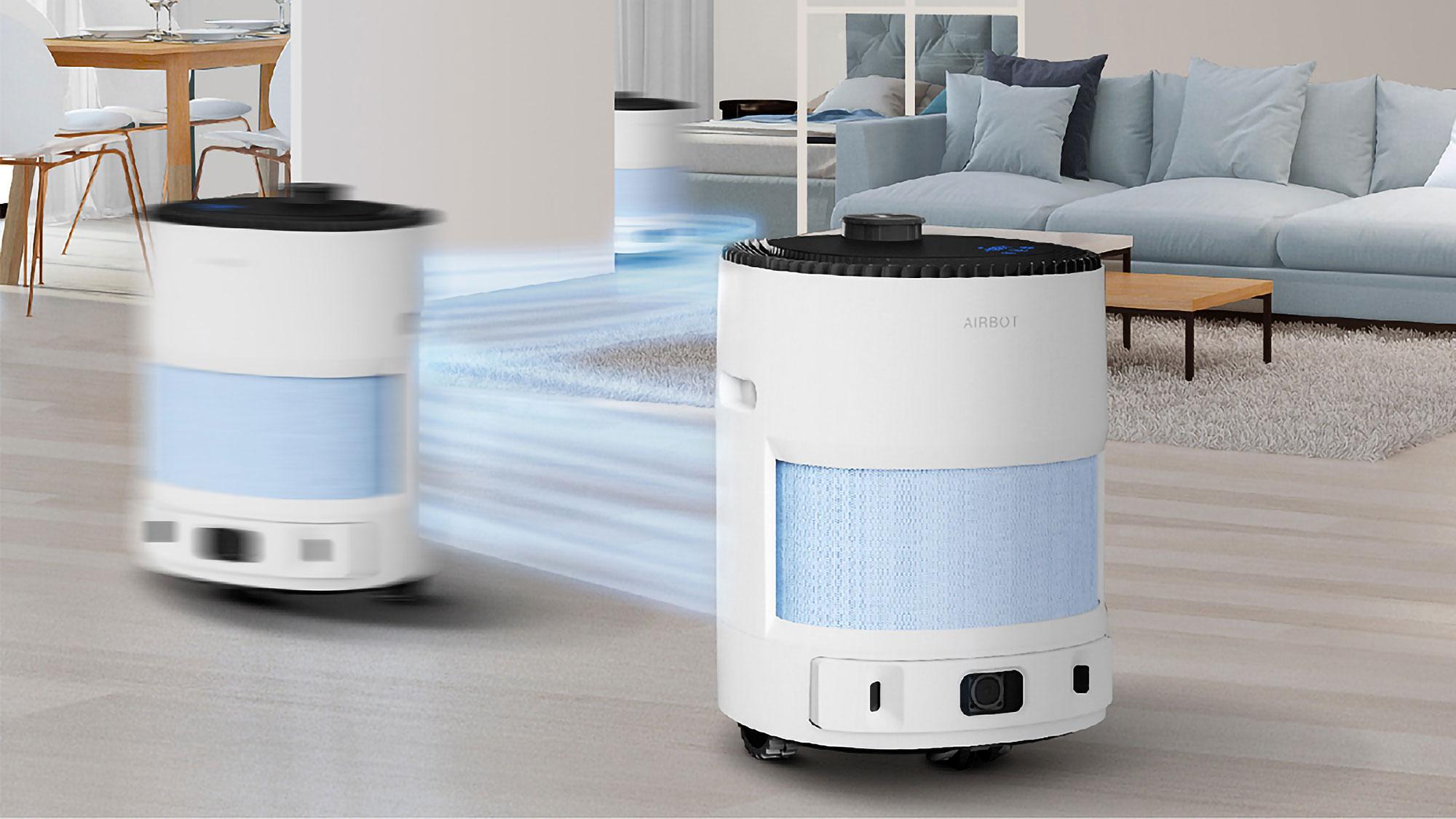 ECOVACS AIRBOT AVA Robot Air Purifier