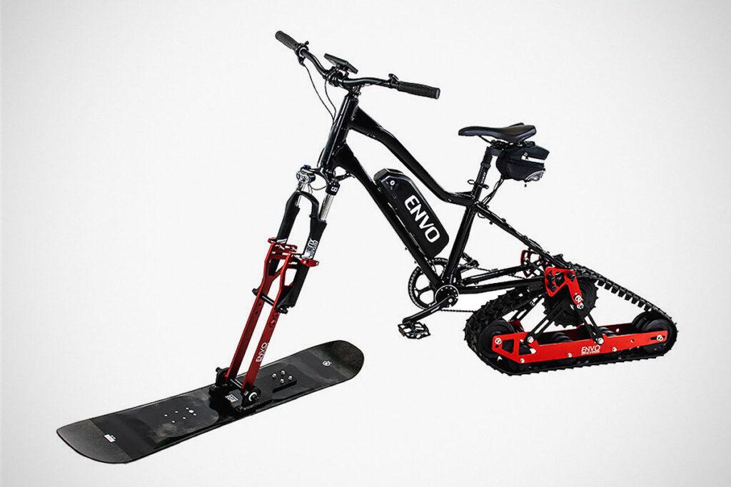 ENVO Electric SnowBike Kit