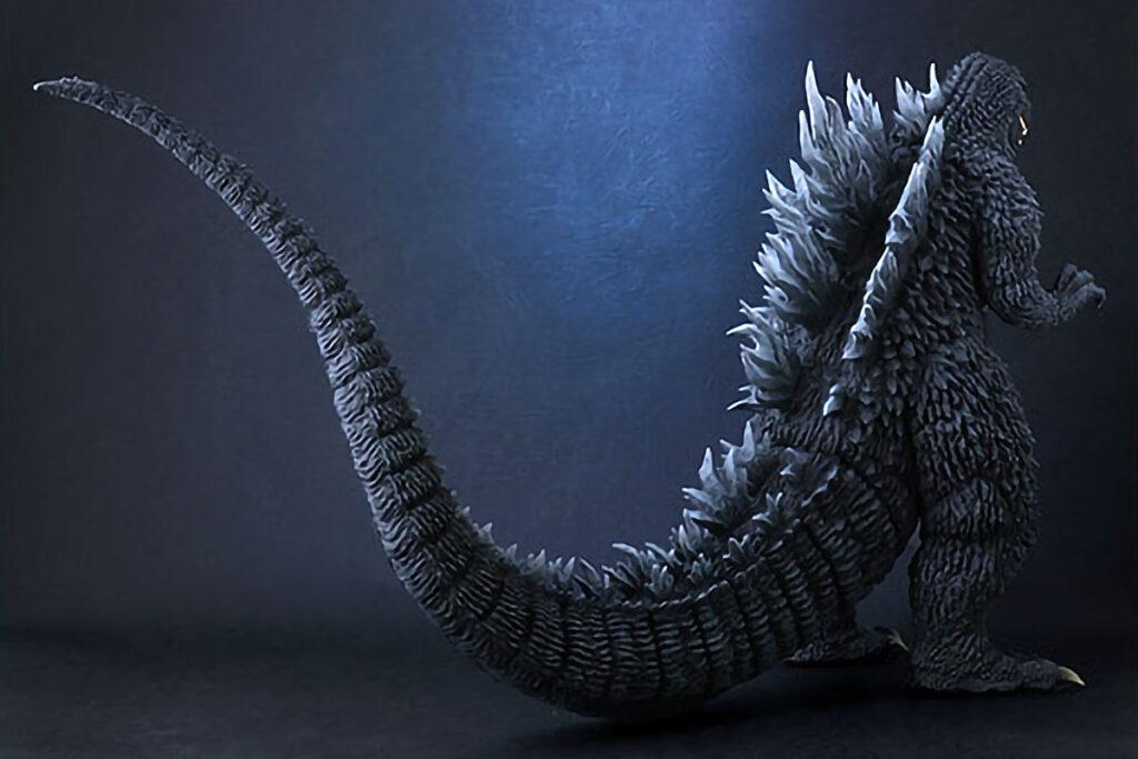 Godzilla 2002 Shonen-Ric Exclusive Figure