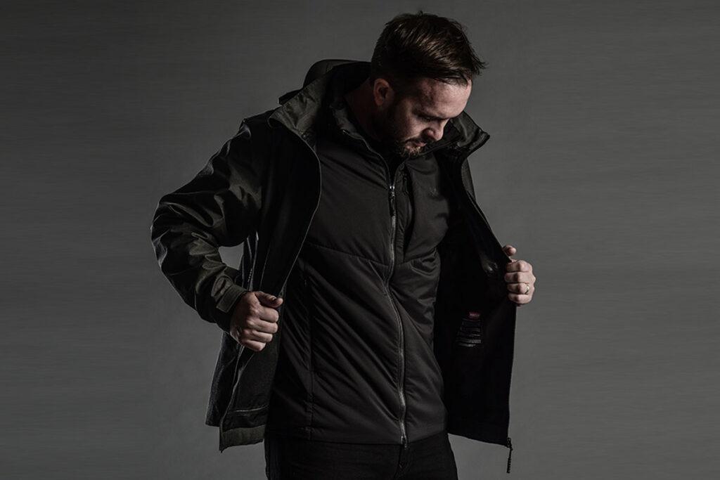 Graphene-X Alpha Series Graphene Jacket