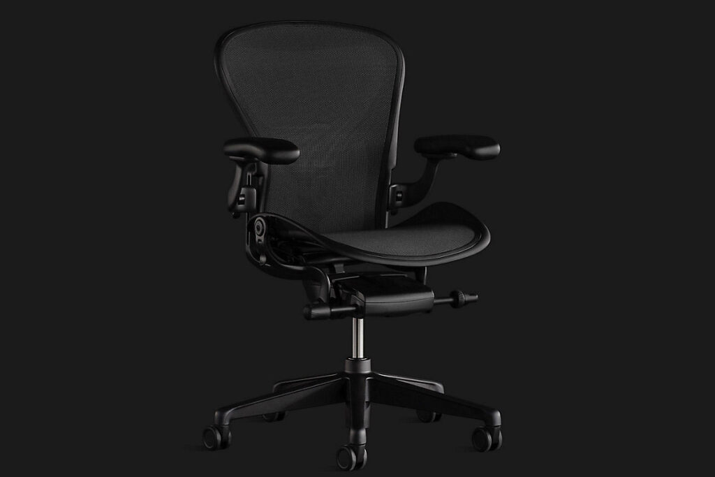 Herman Miller Special Gaming Edition Aeron Chair