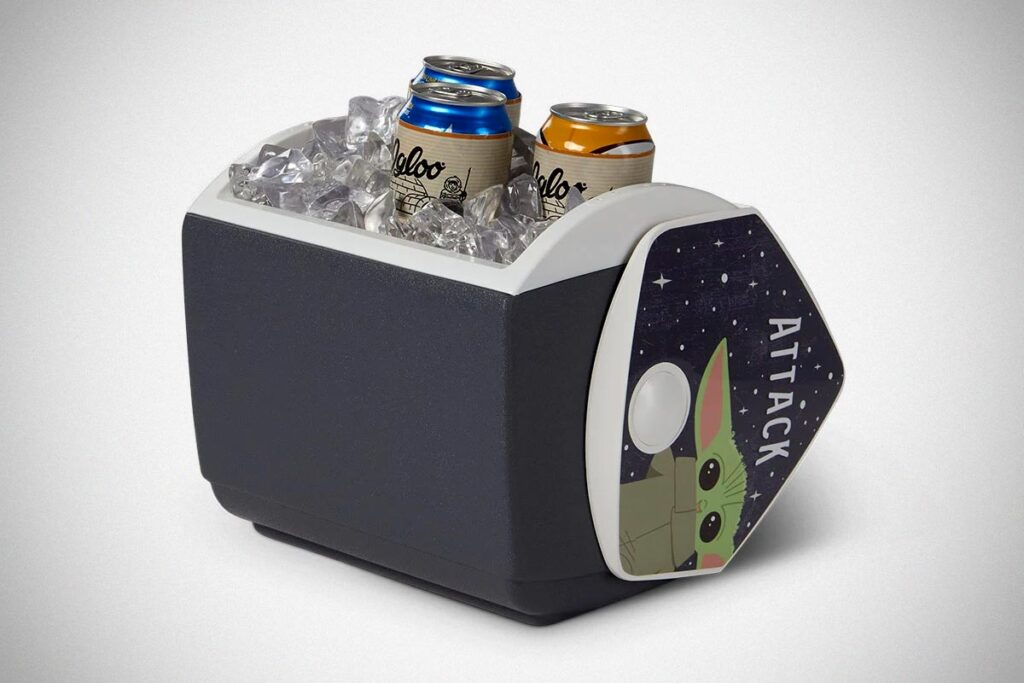 Igloo The Mandalorian Cooler Collection