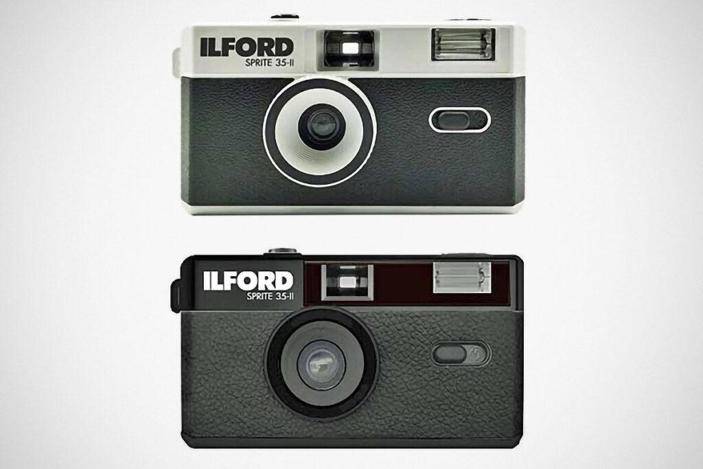 Ilford Sprite 35-II 35 mm Film Camera