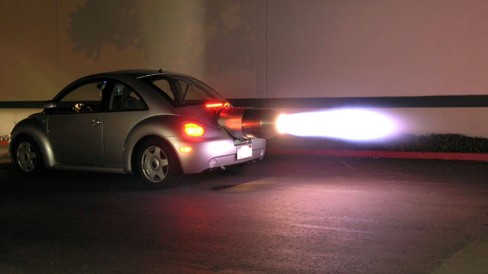 Jet Powered Volkswagen Beetle Craigslist