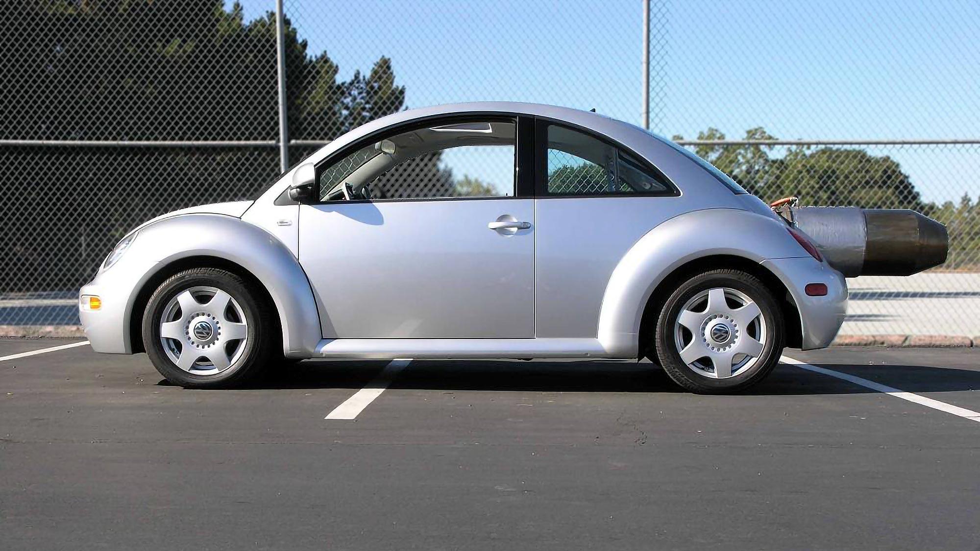 Jet Powered Volkswagen Beetle Craigslist