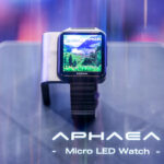 The World's First Micro LED Watch Heralds In A New Era In Wearable Tech