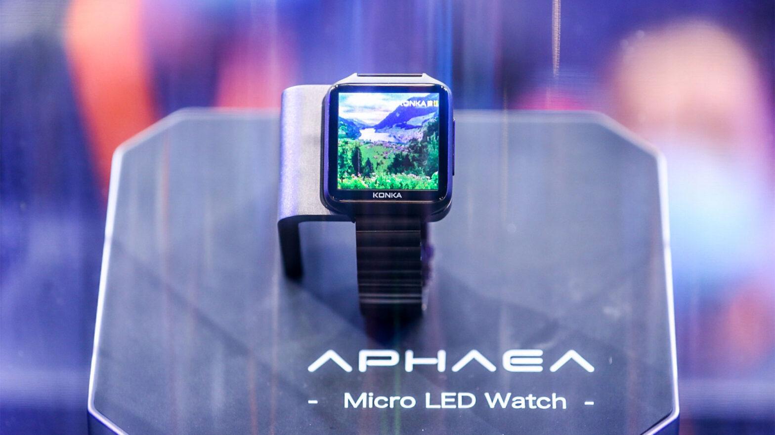 KONKA APHAEA Micro LED Watch