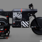 Katalis x 56 EV-1K Is An Electric Bike That Oozes With Anime Vibe