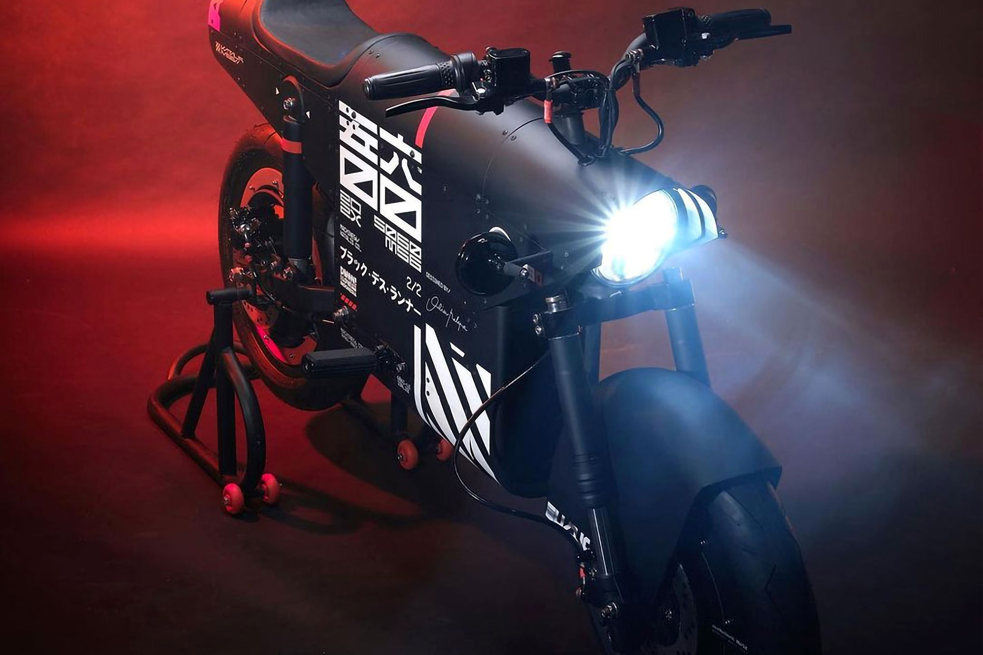 Katalis x 56 EV-1K Electric Bike