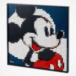 LEGO 31202 Art Disney's Mickey Mouse Is The Latest To Join LEGO Wall Art Collection