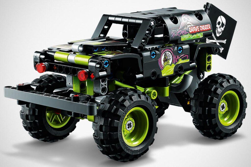 LEGO 42118 Technic Monster Jam Grave Digger