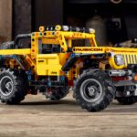 LEGO Technic Jeep Wrangler May Be A Small Set, But Man, It Does Look Pretty Accurate