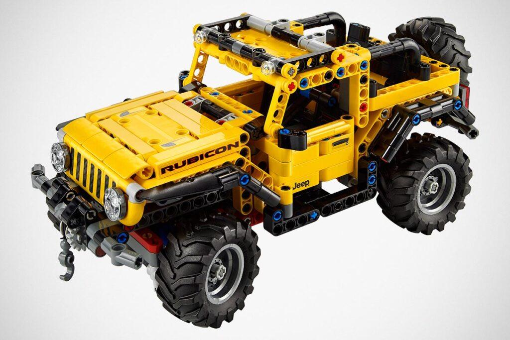 LEGO 42122 Technic Jeep Wrangler Set