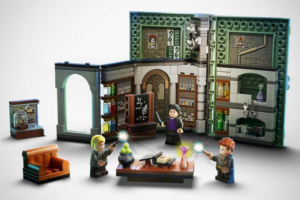 LEGO 76383 Hogwarts Moment: Potions Class