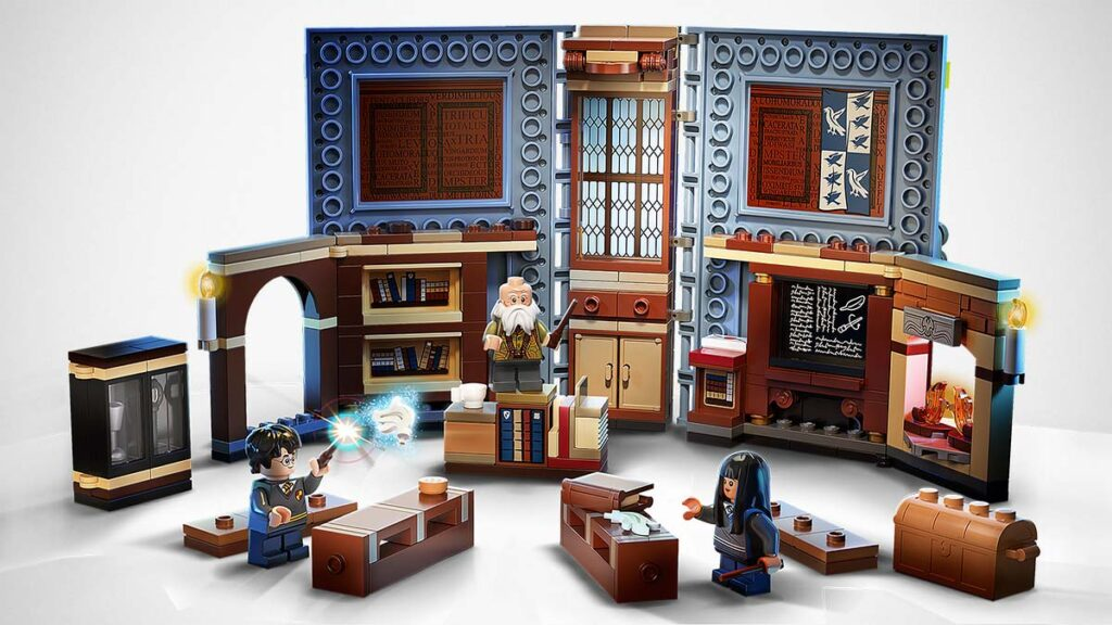 LEGO 76382 Hogwarts Moment: Charms Class
