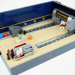 Proposed LEGO Ideas Bowling Alley Has Functional Pinsetter And Ball Return System