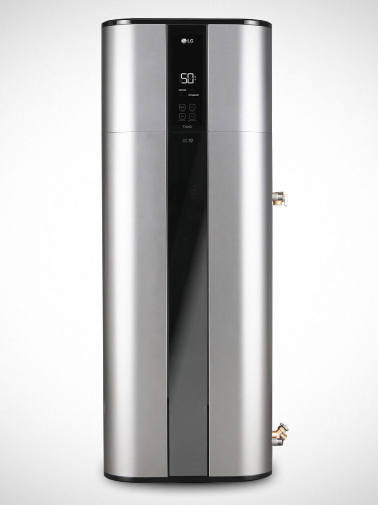 LG Inverter Heat Pump Water Heater CES 2021