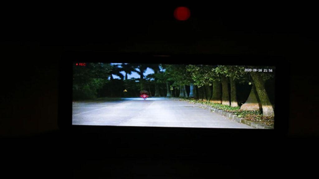 Lanmodo Vast Pro Night Vision System Dashcam