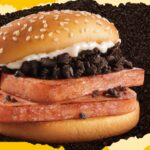 Thanks To McDonald's China, Oreo And SPAM Burger Is A Thing