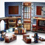 New LEGO <em>Harry Potter</em> Sets Are Build-Brick Books Of Different Hogwarts' Lessons