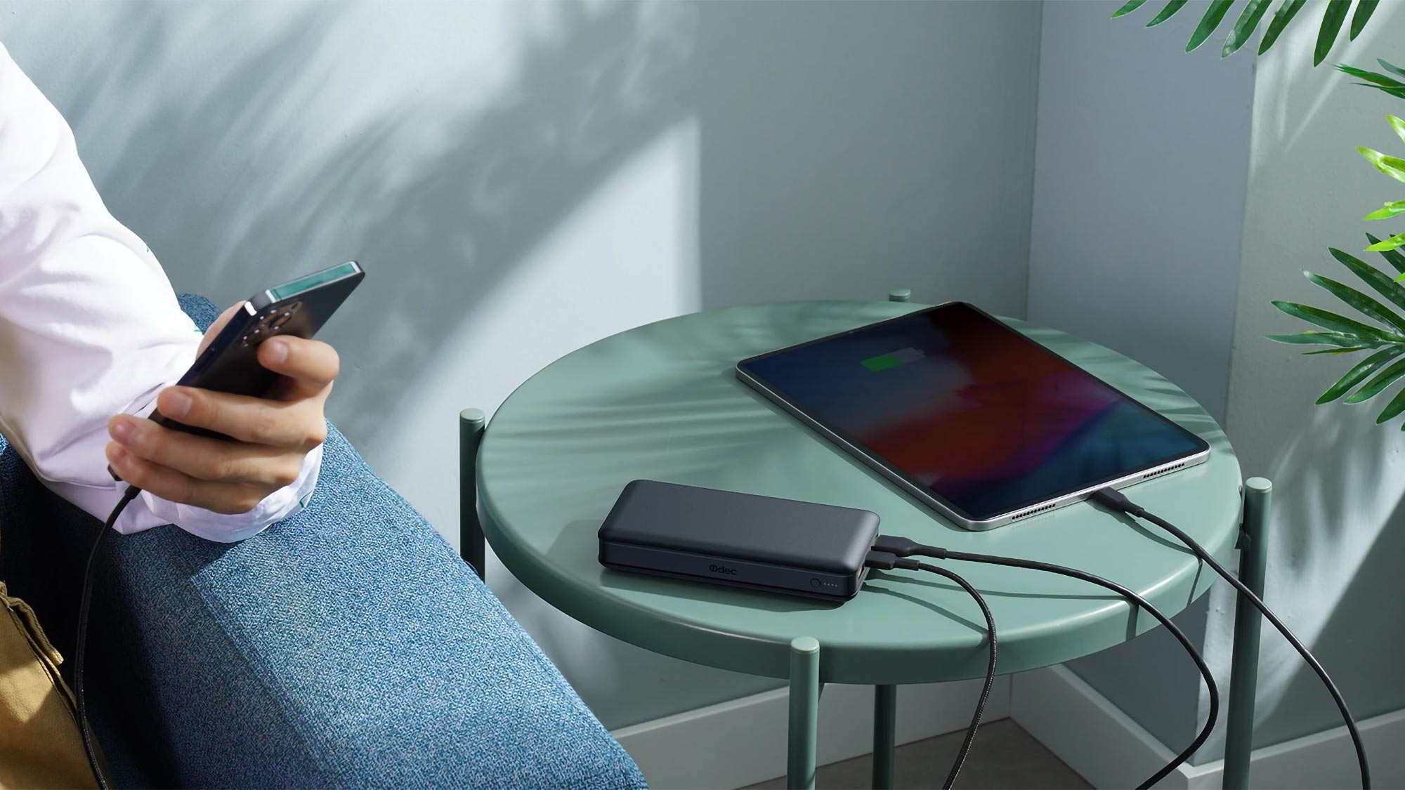 Odec 20W Fast Charging Power Bank