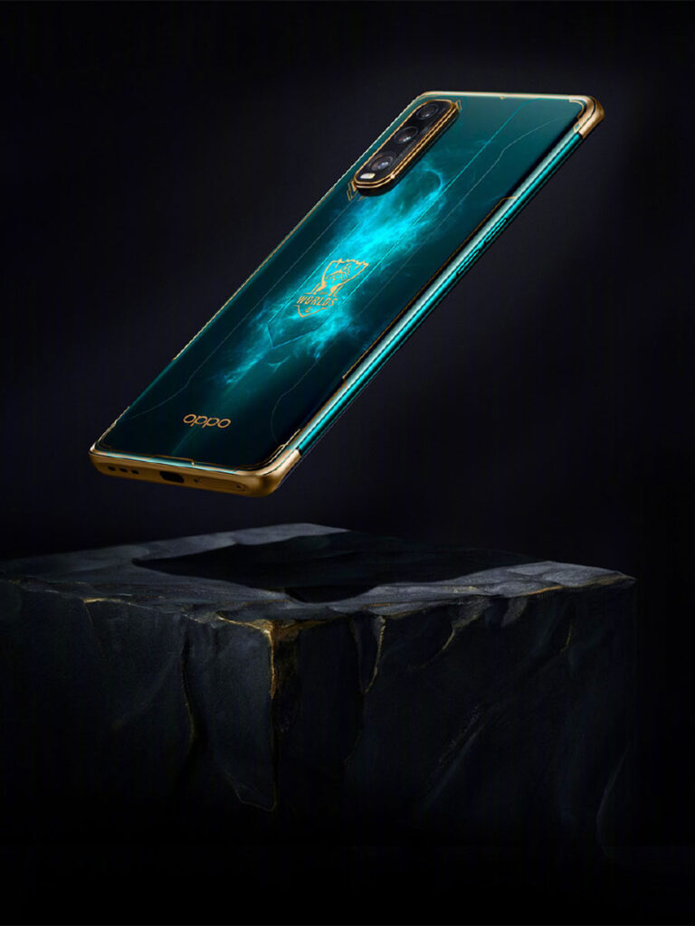 Oppo Find X2 League of Legends S10 Smartphone