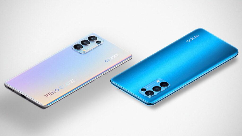 Oppo Reno5 Series Smartphone