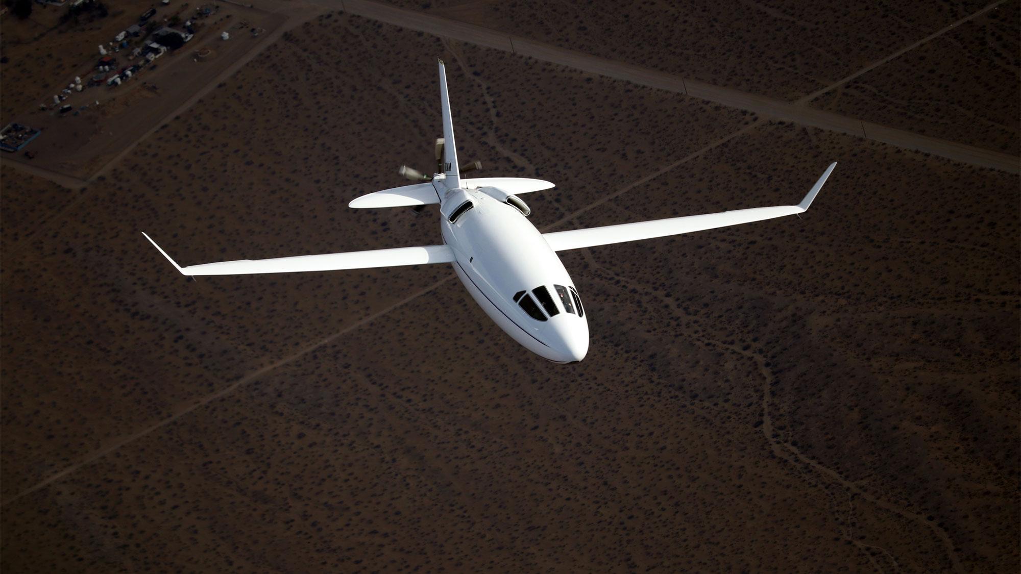 Otto Aviation Celera 500L Private Jet