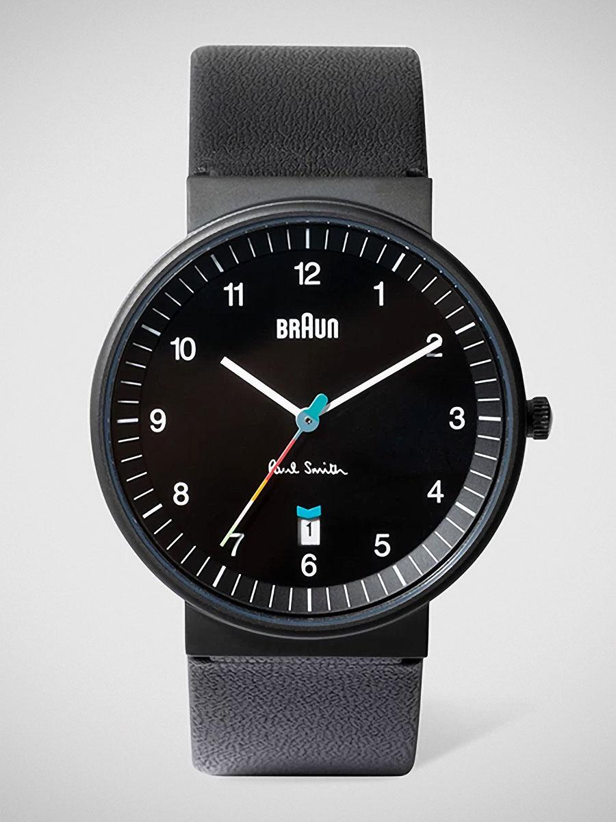Paul Smith + Braun Wrist Watch