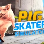 Pig Skater Simulator Is Like A Mash Up Of <em>Goat Simulator</em> And <em>Tony Hawk Pro Skater</em>