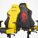Secretlab <em>Cyberpunk 2077</em> Edition Gaming Chair: For Gaming Like You Are In Night City