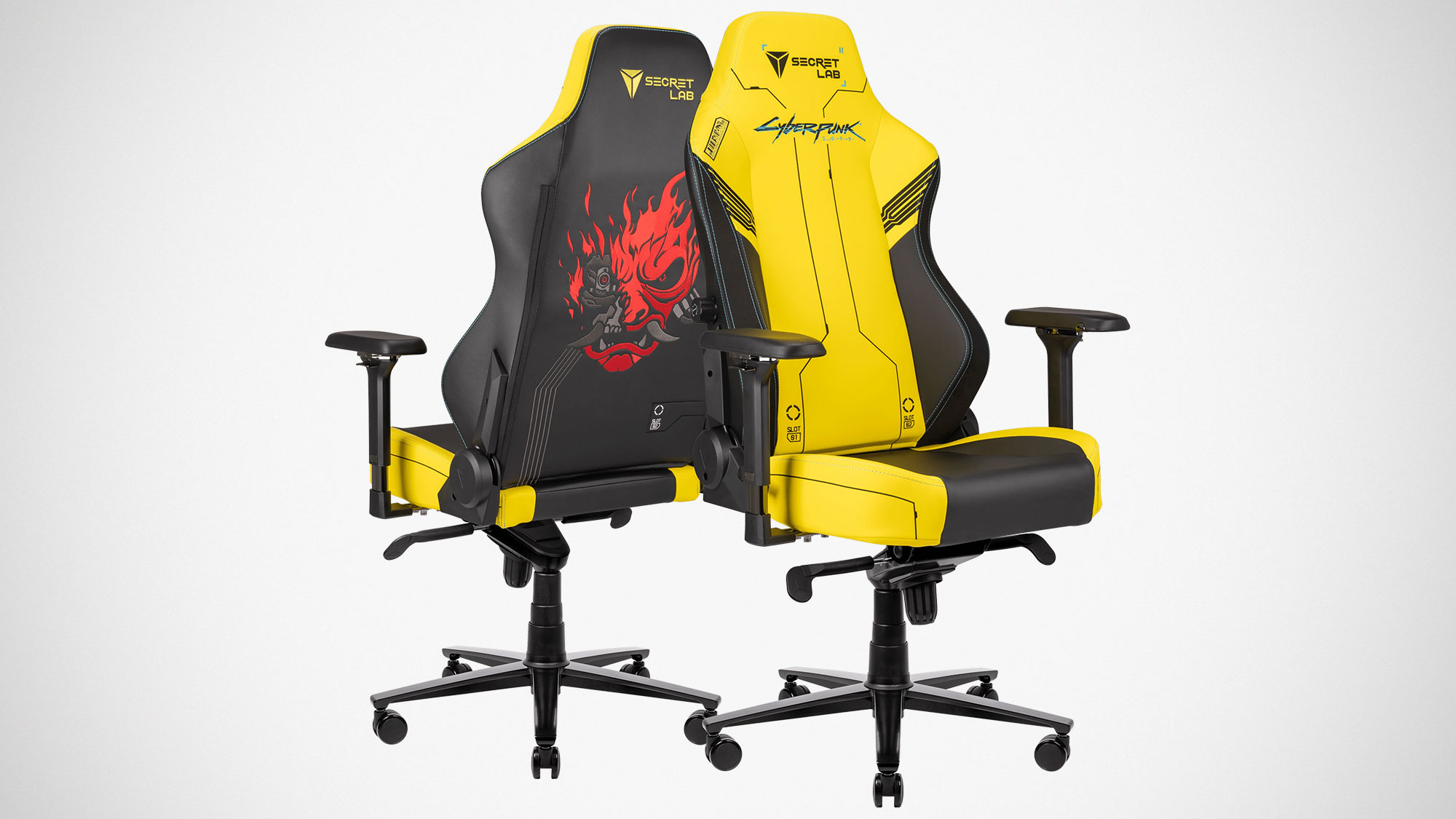Secretlab Titan Cyberpunk 2077 Edition Gaming Chair