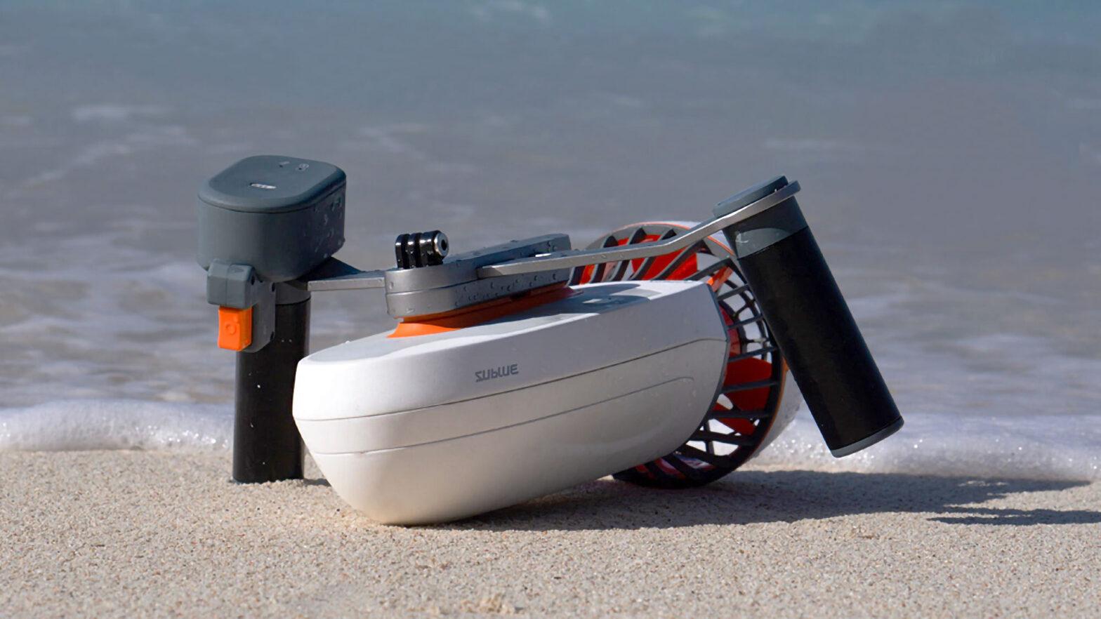Sublue WhiteShark Tini Underwater Scooter