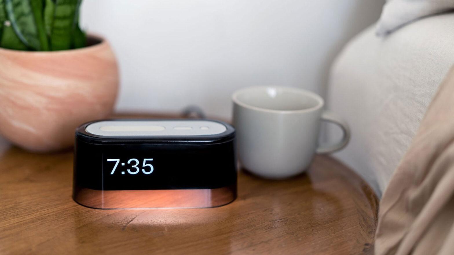 The Loftie Alarm Clock