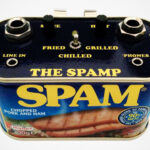 A Guitar Practice Amplifier That Looks Like A SPAM Can. Need We Say More?