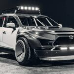 Toyota RAV-4 Rally Car Concept Dreamed Up By Khyzyl Will Make Any SUV Look Bland