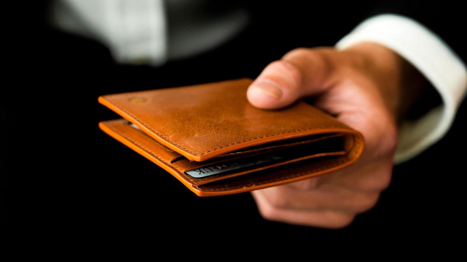 Visivo x ARAMID ARMOUR Billfold Wallet