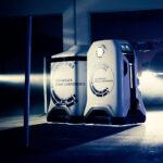 Watch Volkswagen Mobile Charging Robot Prototype In Action