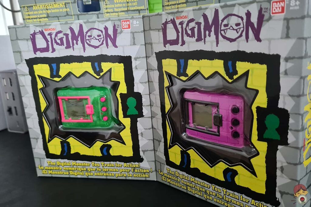 Wave 3 of Bandai Digimon Devices Review