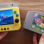 Meet The World's Smallest Nintendo 64 Portable. It Is Really, Really Small!